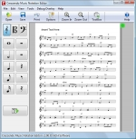 Crescendo Music Notation Editor 1.86