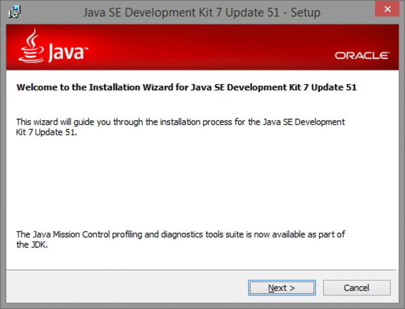 Java SE Development Kit (JDK) 8u121