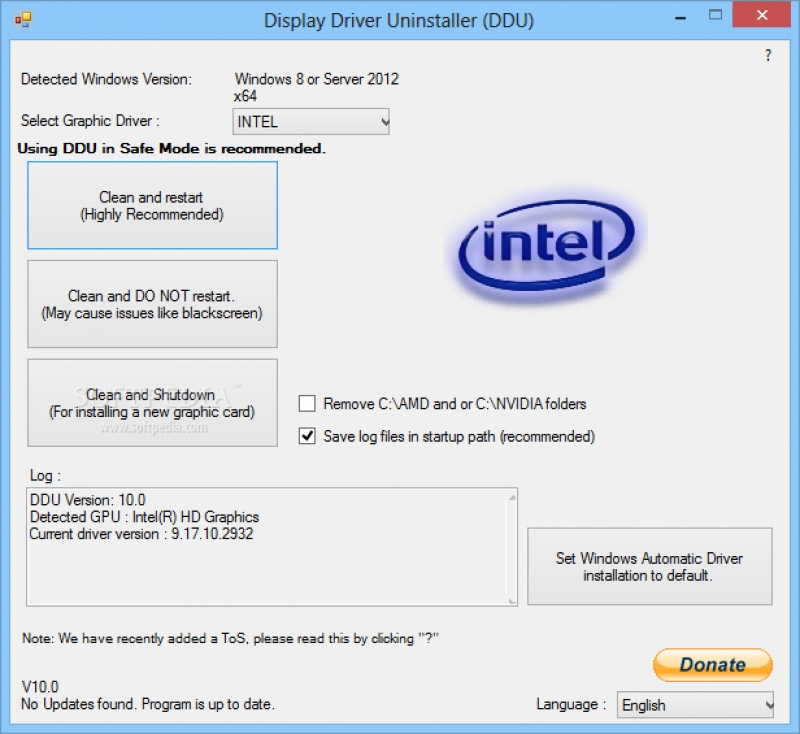 Display Driver Uninstaller 17.0.7.7