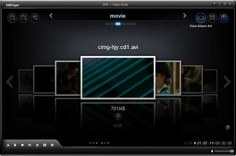 KMPlayer 4.2.2.7