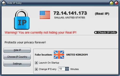 Hide IP Easy 5.5.5.8