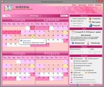 Advanced Woman Calendar 5.2