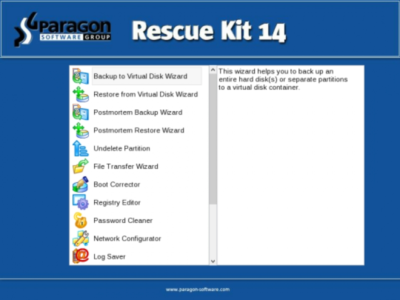 Paragon Rescue Kit 14