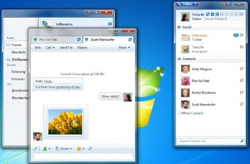 Trillian 6.0 Build 61