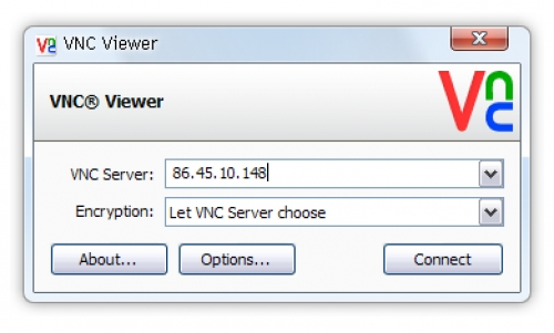 VNC Viewer 6.0.1
