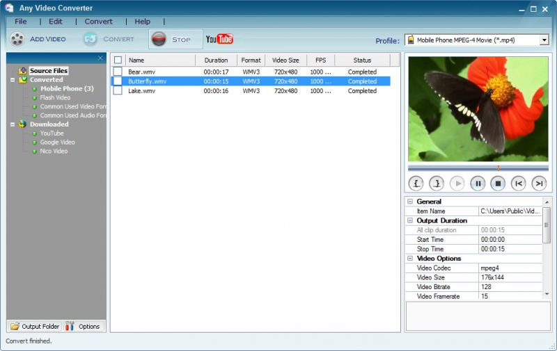 Any Video Converter Free 6.2.1