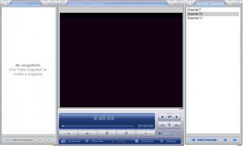 Soft4Boost TV Recorder 5.7.3.243