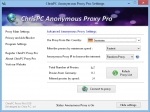 ChrisPC Anonymous Proxy Free 6.80