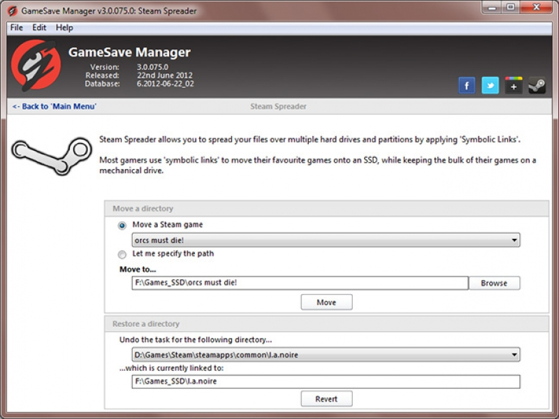 GameSave Manager 3.1.442