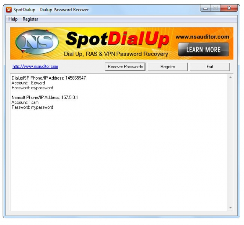 SpotDialup 1.6.7