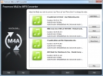 Freemore M4a to MP3 Converter 3.5.9