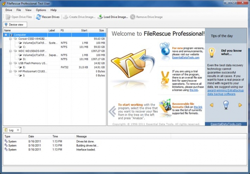 FileRescue Professional 4.11