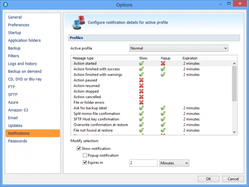 Backup4all Professional 7.1.251