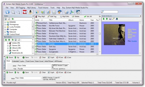 Zortam Mp3 Media Studio Professional 23.20