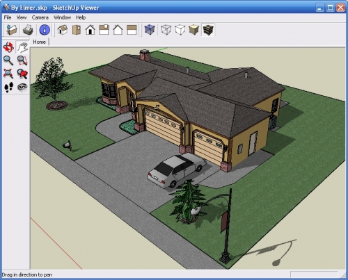 SketchUp Pro 17.2.2555 Trial
